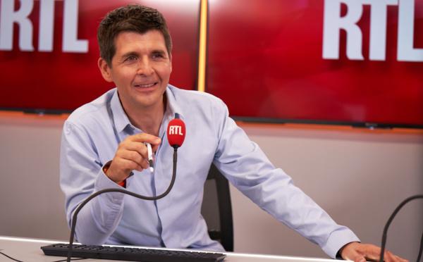 "Thomas Sotto: ""La radio? une évidence"""