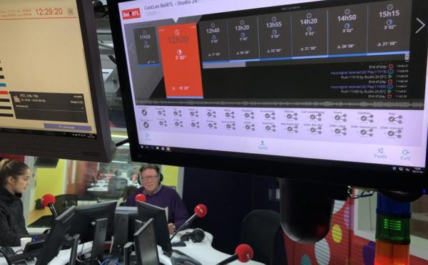 RTL Belgium, collaboration historique avec les logiciels OPNS