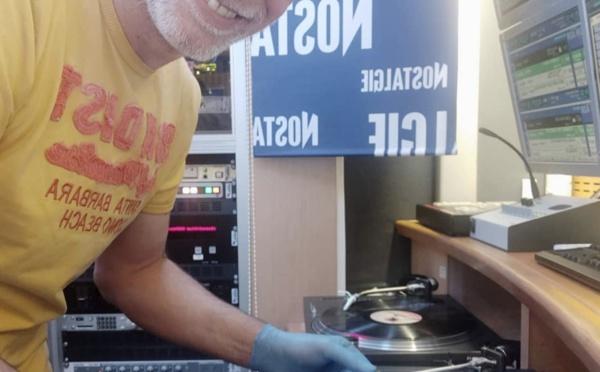 Nostalgie du vinyle à la radio