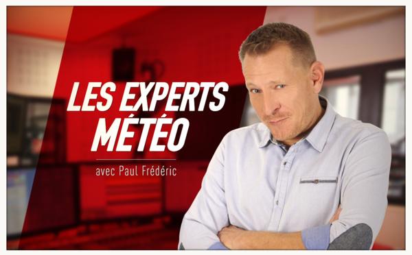 """Paul-Frédéric """"raconte"""" le temps, sur 100%"""