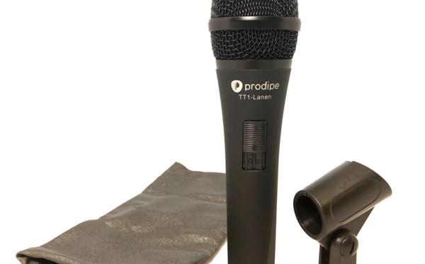 Trois micros à moins de 200 euros pour faire de la radio
