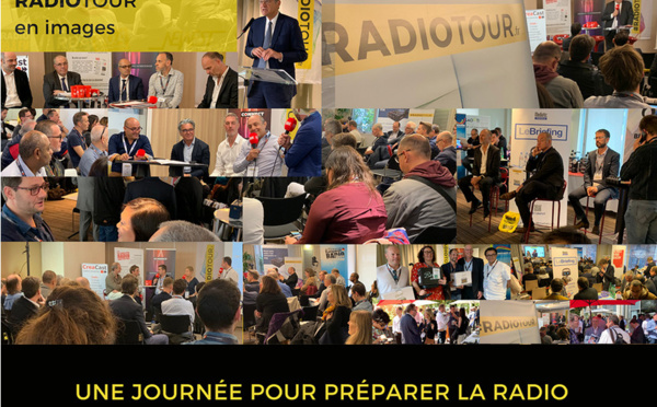 RadioTour, c'est reparti pour cinq tours