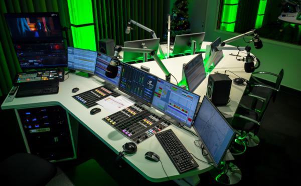 Le plus beau studio du Littoral (FM)