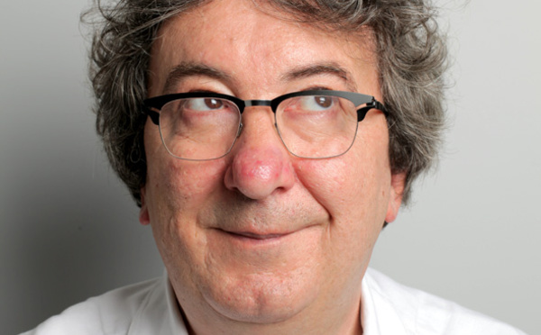 Silvain Gire, le patriarche du podcast en France
