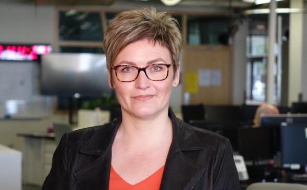 Fabienne Tercaefs, de Paris au Québec