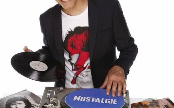 La nostalgie du vinyle