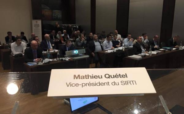 """Mathieu Quétel : """"J'ai vécu de belles aventures au Sirti"""""""