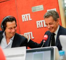 RTL : quand Laurent Gerra imite Nicolas Sarkozy...