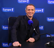 Europe 1 : Samuel Etienne quitte l'antenne en direct