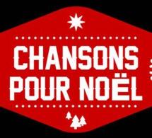 """RTBF :  lancement de la webradio """"Chansons pour Noël"""""""