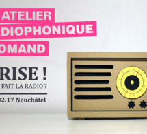 La couverture des situations de crise à la radio