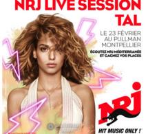 Un concert NRJ Live Session à Montpellier