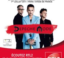 RTL2 en campagne pour Depeche Mode
