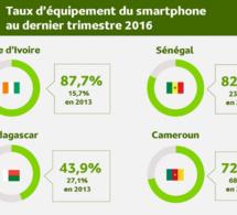 Le smartphone incontournable en Afrique