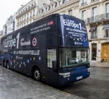 Le Bus Europe 1 a terminé sa tournée