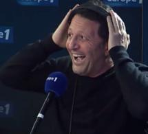 Arthur fête ses 30 ans de radio sur Europe 1