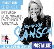 Nostalgie accueille Véronique Sanson