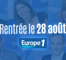 """Europe 1 : une radio """"entièrement repensée"""""""