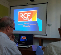 "Radio Jerico devient ""RCF Jerico Moselle"""