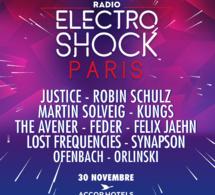 Virgin Radio : nouvelle soirée ElectroShock à Paris