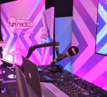 Fun Radio en direct d'Amsterdam
