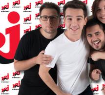 Le streamer Domingo rejoint NRJ, dès ce dimanche