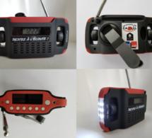 Des postes radio pour les personnes à la rue