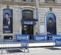 Europe 1 en forte progression en Île-de-France