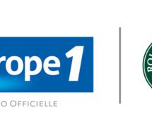 Europe 1, radio officielle de Roland-Garros