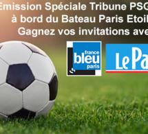"""Fin de saison pour """"Tribune PSG"""" sur France Bleu"""