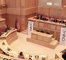 Ouverture du congrès annuel de la CNRA