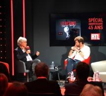 Georges Lang : 45 ans d'antenne à RTL