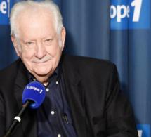 Pierre Bellemare, grande voix de la radio, est mort