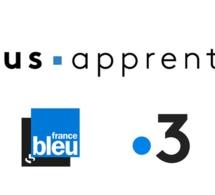 """Journée spéciale """"Tous apprentis"""" sur France Bleu et... France 3"""