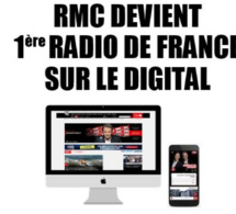 RMC performe sur le digital