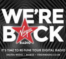 Virgin Radio UK : pas de diffusion en FM, pour l'instant