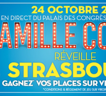 Camille Combal s'installe à Strasbourg mercredi