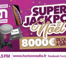 "Horizon lance son ""Super Jackpot"" de Noël"