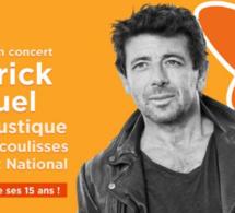 """VivaCité a 15 ans et organise une """"Session Privée"""" de Patrick Bruel"""