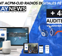 Replay News (Radio Public Santé) : +48% d'audience en un mois
