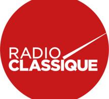 Radio Classique : 4% d'audience de plus en un an