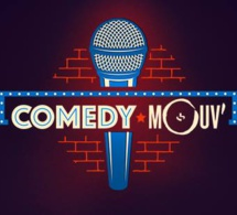 Mouv' organise la finale du talent show Comedy Mouv'