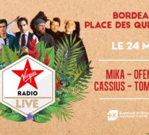 Europe 1 et Virgin Radio s'installent à Bordeaux