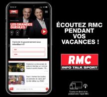 Grille d'été : pas de vacances pour RMC