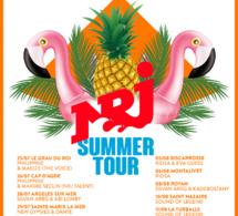 """NRJ et ses partenaires préparent le """"NRJ Summer Tour"""""""