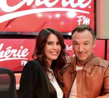 Alexandre Devoise et Sophie Coste à la matinale de Chérie FM