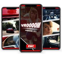 """Vroooom"" : RMC lance son 1er show sur Snapchat"