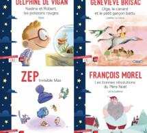 France Inter : Oli, les histoires pour tout-petits, en librairie