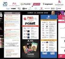 Salon Radio Jour 3 : le programme