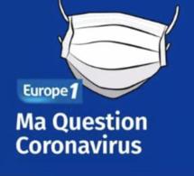 """Covid-19 : Europe 1 lance le podcast """"Ma Question Coronavirus"""""""
